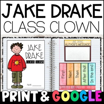 Jake Drake, Class Clown: Complete Unit of Reading Responses