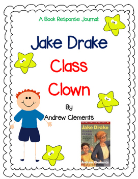 Jake Drake Class Clown by Andrew Clements-A Complete Book