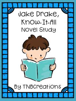 Jake Drake, Know-It-All Novel Study