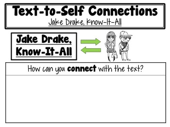 Jake Drake, Know-It-All - A Complete Novel Study!