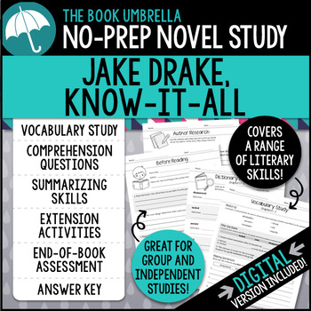 Jake Drake Know-It-All