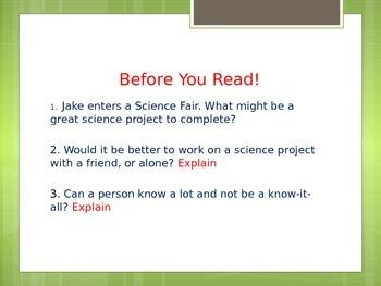 Jake Drake Know it All Book Study