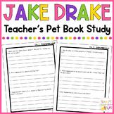 Jake Drake Teacher's Pet Book Study
