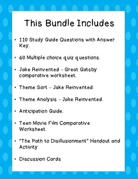 Jake Reinvented - Unit Bundle