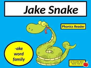 Jake Snake Ebook