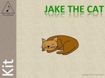 Jake The Cat - Kit