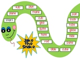 Jake the Snake- Silent E Board Game