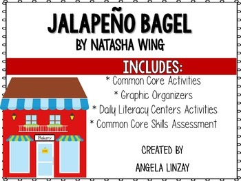 Jalapeño Bagels: Aligning Houghton Mifflin 2nd Grade to Common Core