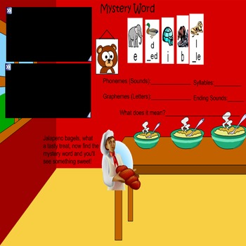 Jalapeno Bagels Day 5 Smartboard Lesson