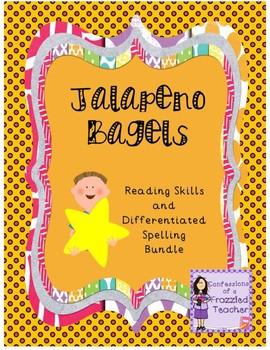 Jalapeno Bagels Reading and Spelling Bundle (Scott Foresman Reading Street)