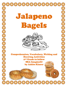 Jalapeno Bagels - Second  - Imagine It! - Vocabulary, Comprehension and More