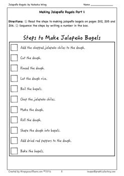 Jalapeño Bagels Student Workbook