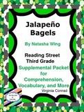 Jalapeno Bagels--Supplemental Packet--Reading Street Third Grade