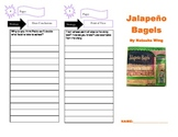 Jalapeno Bagels Trifold (Natasha Wing)