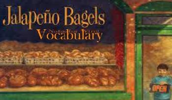 Jalapeno Bagels Vocabulary