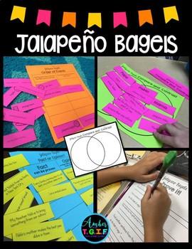 Jalapeno Bagels center activities