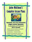 Jalen Waltman's Complete Spanish 1A 2017 Bundle
