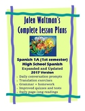 Jalen Waltman's Spanish 1A 2017 Lesson 25
