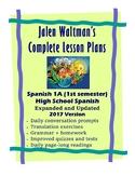Jalen Waltman's Spanish 1A 2017 Lesson 1