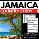 Jamaica Country Study Research Project Templates