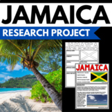 Jamaica - Facts and Information about Jamaica - Guided Research Poster Project