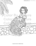 Jamaica Coloring Page