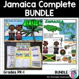 Jamaica Complete Country Study for Early Readers - Jamaica Country Bundle