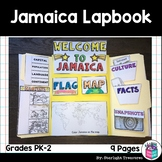 Jamaica Lapbook for Early Learners - A Country Study