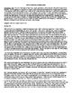 Jamaica Letter Primary Source- Simon Bolivar Latin America