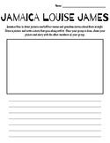 Jamaica Louise James Worksheet