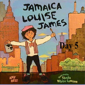 Jamaica Louise James Day 5