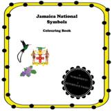 Jamaica's National Symbols Colouring Book