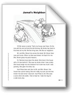Jamal's Neighbors (Lexile 400)