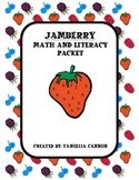 Jamberry Math and Literacy Packet