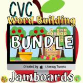 Jamboard™: Back to School   CVC Activities Bundle   Apples