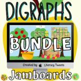 Jamboard™: Back to School   Digraph Activities Bundle   Apples