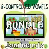 Jamboard™: Back to School   R-Controlled Vowel Activities