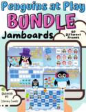 Jamboard™: CVC, CVCE, Digraph Digital Activities Bundle