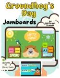 Jamboard™: Groundhog's Day