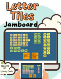 Jamboard™: Letter Tiles for Word Building