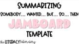 Jamboard Template: Summarizing (SWBST)