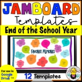 Jamboard Templates: End of the Year Activities Google, Pow