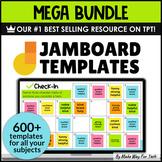 Jamboard Templates for Morning Meeting   Jamboard Math   B