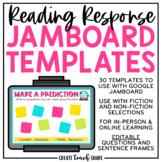 Jamboard™ Templates for Reading Response | Google Activiti