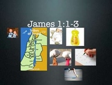 James 1:1-3 Memory Verse Study PowerPoint