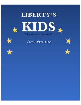 James Armistead - Liberty's Kids