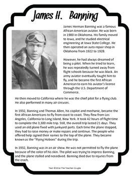 James Banning Biography