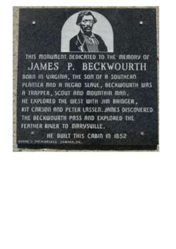 James Beckwourth Handout