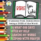 James Bible Study for Kids