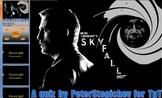 James Bond Skyfall game quiz